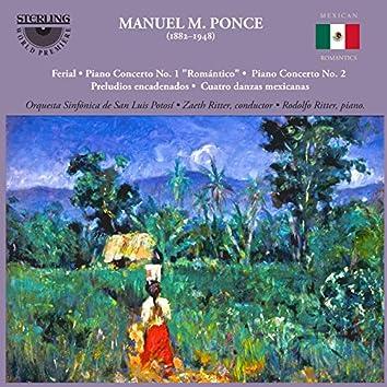 Ponce: Piano Concertos Nos. 1 & 2