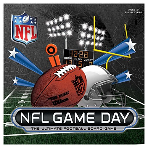Image of the NFL Game Day Board Game