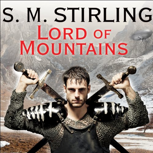 Lord of Mountains audiobook cover art