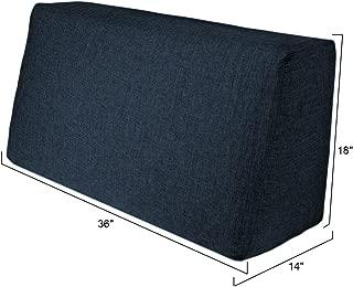 duobed Sofa Back Pillow Blue