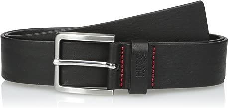 HUGO by Hugo Boss Men's Gionios Italian Leather Belt