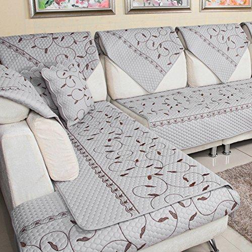 JYXJJKK Housse de canapé pour canapé, grande taille, 70 x 70 cm.