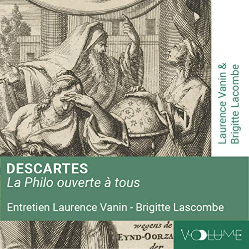 Couverture de Descartes
