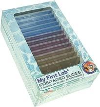 My First Lab PS72 Prepared Slide Kit (Box of 24 Slides/72 Specimens)