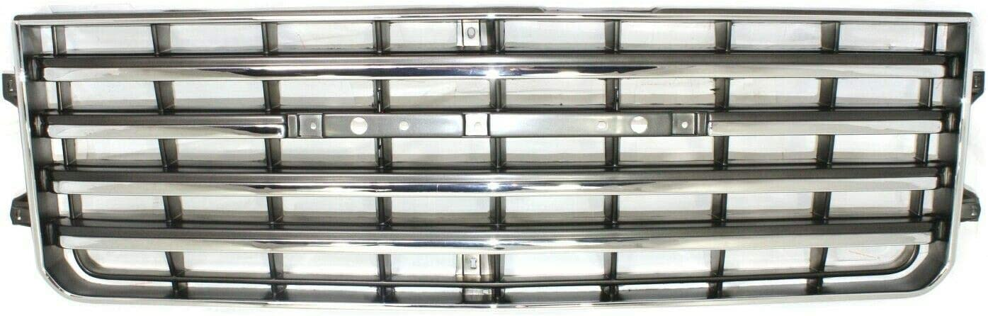 ASL Grille Compatible with 1981-1987 Cruiser Limited time trial price Sport Utility Land Cheap bargain