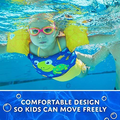 Stearns Original Puddle Jumper Kids Life Jacket | Life Vest for Children, Seal