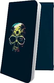 iPhoneXS/iPhoneX マルチタイプ マルチ対応ケース ケース 手帳型 アニメ アニメキャラクター マンガ 骸骨 骨 ロック ギター アイフォン アイフォン10 エックス テン テンエス スカル ドクロ iphone xs x かっこいい 10940-njfekg-10001179-iphone xs x