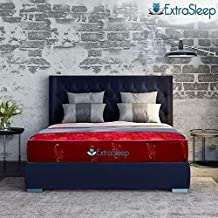 Extra Sleep Coir Mattress 5 Inch Back Support Orthopaedic Care, Cotton Breathable Fabric Mattresses, Single Size Mattress (72x30x5)