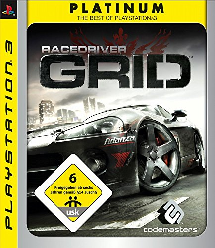 Race Driver GRID - Platinum [Importación alemana]