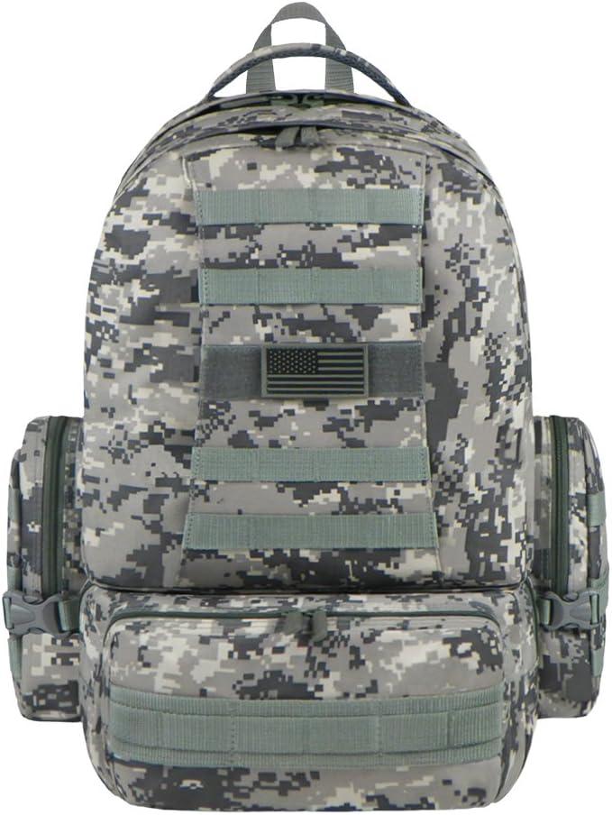 East West U.S.A RTC508 Tactical Molle Military Rucksacks Assault Combat Trekking Bag