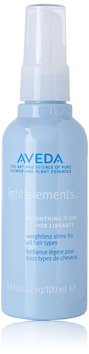 Aveda Light Elements Smoothing Fluid Unisex quality assurance for Super-cheap Lotion Ounc 3.4