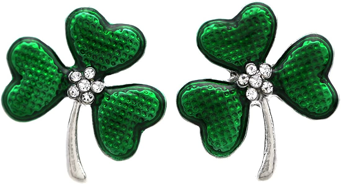 SoulBreezeCollection St. Patricks Day Irish Luck Fashionable Sham Recommendation Good Charm