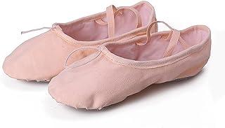 BESPORTBLE Zapatillas de Ballet para niñas niños