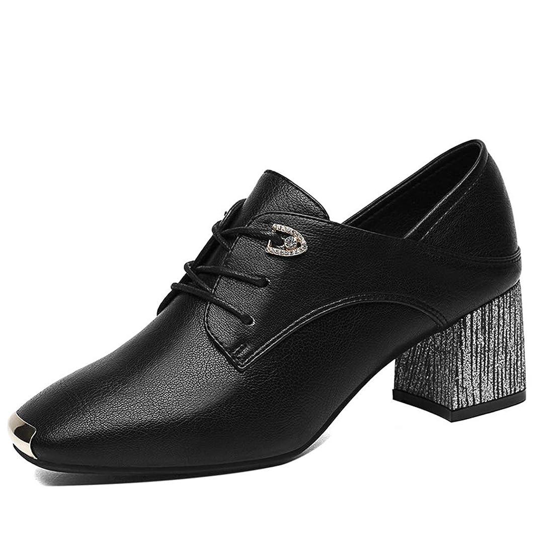 製作気候ジェット[THLD] レースアップシューズ レディース チャンキーヒール おじ靴 靴 マニッシュシューズ ビジュー ブラック 大きいサイズ オックスフォードシューズ ハイヒールヒール ショートブーツ かっこいい 秋ブーツ ブーティー 小さいサイズ