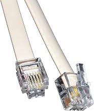 Cable rizado de telefono largo para telefonos de casa /& oficina vendidos por HeyMot Communications