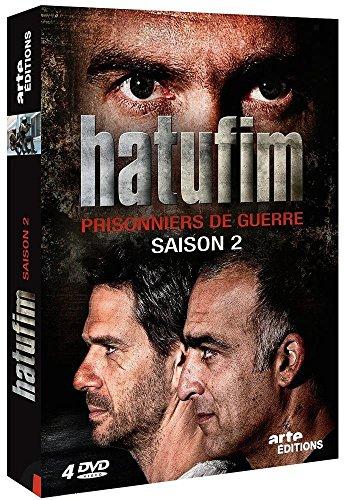 Hatufim Saison 2 - 5 DVD