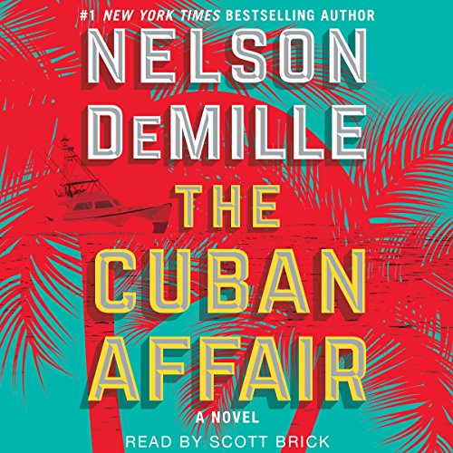The Cuban Affair audiobook cover art