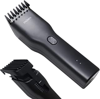 Jiguoor Hair Clippers Men, All in one Cordless Hair Trimmers Grooming Kit at Home Electric 2 Speed Machine Hair Cutting To...