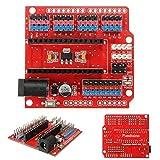 DollaTek Modulo Scheda di Estensione I/O Shield Prototype di espansione per Arduino Nano V...