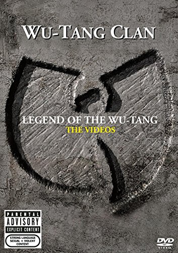 Le DVD import Legend of the Wu-Tang