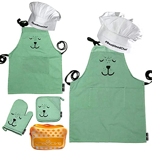 Mother Daughter Aprons: Amazon com