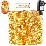 165 Ft Ultra Long 500 LEDs LED String Lights Plug in,...