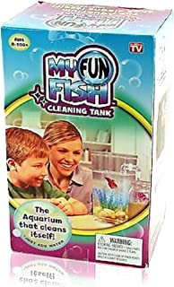My Fun FishTM Tank Cleaning Tank Complete Aquarium Setup Brand New As Seen On TV by service mind