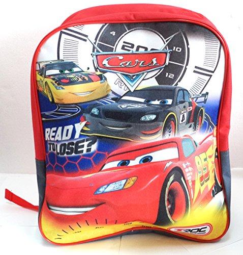 'Sac à dos Cars, Ready to lose ?. Très léger et résistant. Dimensions : 41 x 32 x 14 cms. Env.