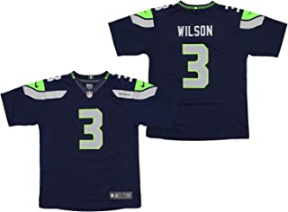 russell wilson youth small jersey