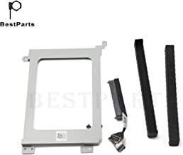 BestParts For Dell XPS 15 9550 9560 Precision 5510 Hard Drive HDD Cable +Caddy +Rubber Rail