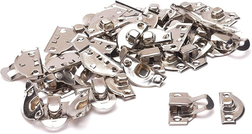 MroMax 20PCS Box Buckle Lowest price challenge Daily bargain sale Latches Catch 1.02