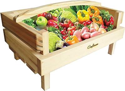 Craftman UpBase Crate Fruits & Vegetables Basket Multipurpose Bin Crate Storage
