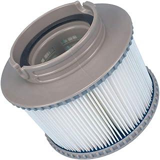 rongweiwang HEPA Pool filterpatron uppbl?sbar pool filter pool filter pump vattenfiltreringsverktyg ers?ttning f?r MSPA