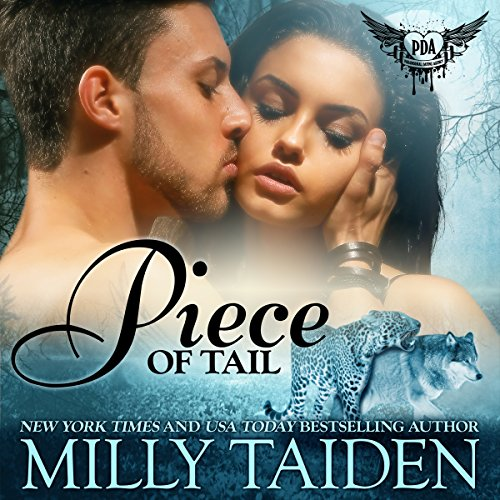 Piece of Tail audiobook cover art