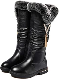 Toddler/Little Kid/Big Kid Nordic Knee High Winter Snow Boots High Boots