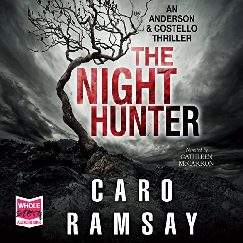 The Night Hunter cover art