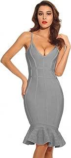 Best gray bandage dress Reviews