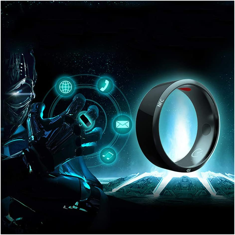 ZDY R3 NFC Smart Ring Magic Finger Wear Wearable Smart Ring for Android iOS Windows Mobile Phone