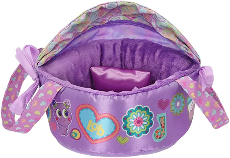 Distroller Ksimerito Baby Crib Purple Nerlie Neonate Baby Accesories