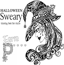 Halloween Sweary Coloring Book for Adults