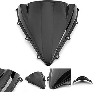 Artudatech parabrezza moto con kit di montaggio universale parabrezza Cupolino Parabrezza Staffa Di Montaggio