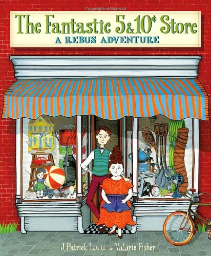 The Fantastic 5 & 10¢ Store: A Rebus Adventure