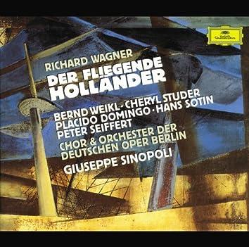 Wagner: Der fliegende Hollander (Sinopoli)