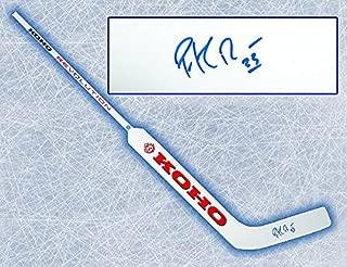 Patrick Roy Montreal Canadiens Autographed KOHO Revolution Goalie Stick - Authentic Autographed Autograph