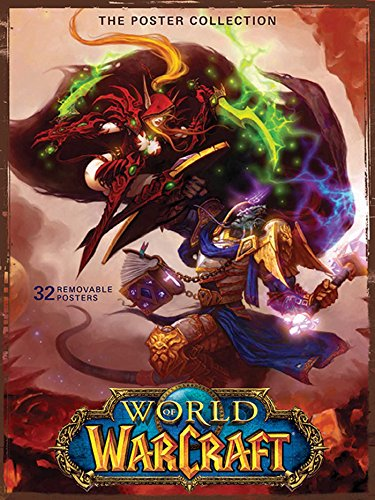 WORLD OF WARCRAFT: The Poster Collection (Insights Poster Collections)
