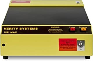 Verity Systems V91 HDD Max Manual Hard Drive Degausser