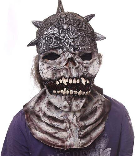 ventas en linea Circlefly Noche de Halloween Super Horror Máscara Carnaval Carnaval Carnaval Baile de Disfraces Fantasma máscara Horror Adulto Coloque el Cabezal  edición limitada en caliente