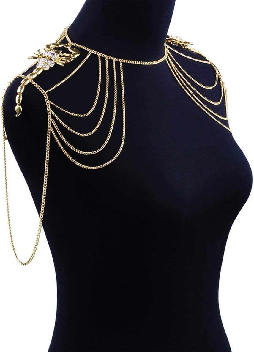 Urns Ashes Funeral Exaggerated Bikini Chain Body Jewelry Women Sexy Fashion Body Belly Waist Chain Bikini Beach Harness Chains Necklace Jewelry Pet Memorial Dog cat Urn