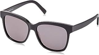 Rodenstock Leggeri in Look Oversize, Occhiali da Sole Quadrati con Montatura in plastica Acetato Donna