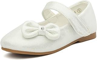 2558688a21b391 DREAM PAIRS Toddler Girls Dress Ballerina Mary Jane Flats Shoes